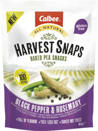 Harvest Snaps - Pepper & Rosemary